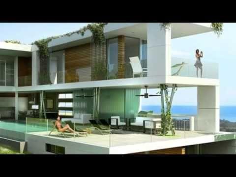 Luxury Ultra Modern Homes modern homes - youtube | ultra modern villas videos | pinterest