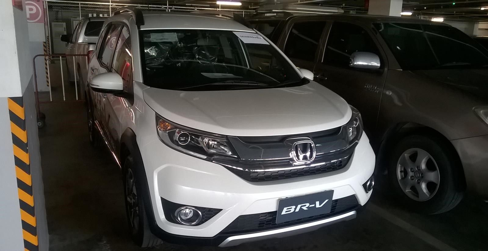 Honda BRV 2017 Prices in Pakistan Pictures and Reviews
