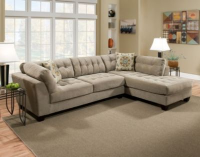 Vera 2 pc sectional sears sears canada i need this furniture living room sectional for Sears canada furniture living room