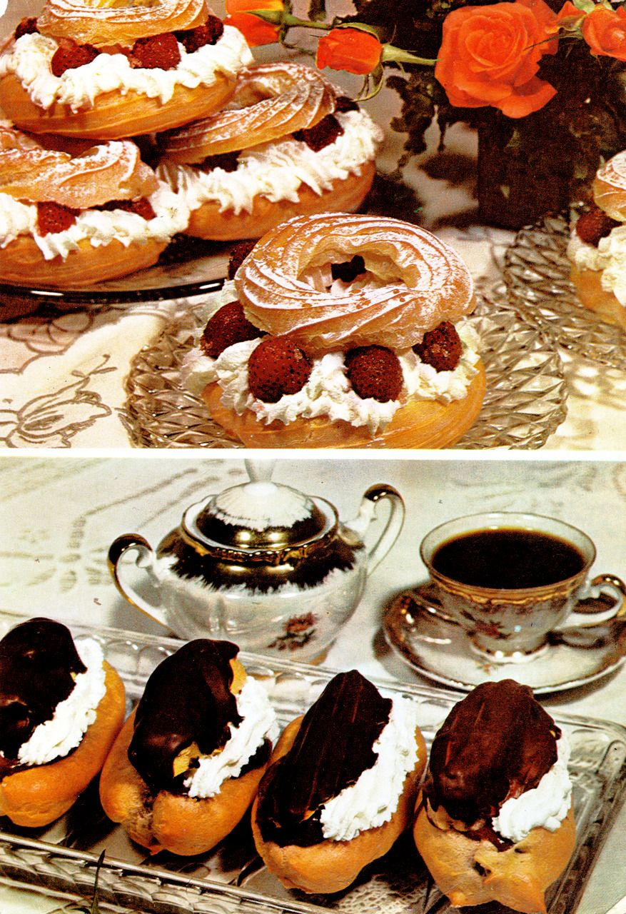 Desserts and sweets from the former Yugoslavia