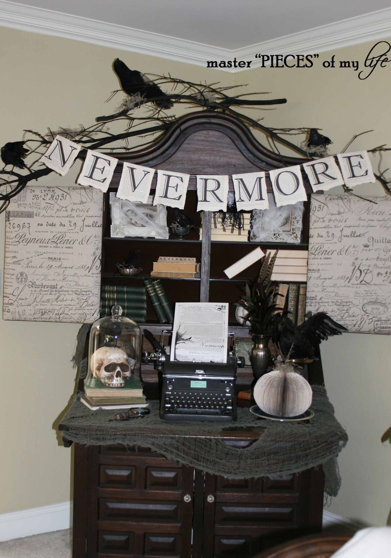 Nevermore Halloween Pinterest Halloween Halloween Party And