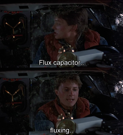 Back To The Future Scifi Sciencefiction Quote Back To The Future The Future Movie Michael J Fox