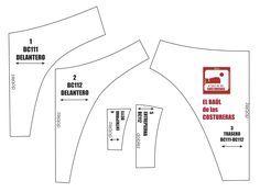 Confección y Patrones de costura gratis para imprimir en casa de bikinis, pantaletas, ropa íntima