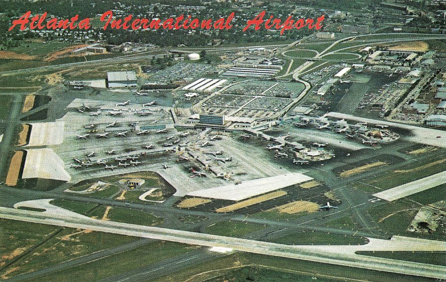 Atlanta Hartsfield International Airport