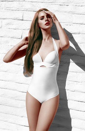 White Baño Lana Bikini Swimwear De En CuteTrajes Del Rey 354qLRAj