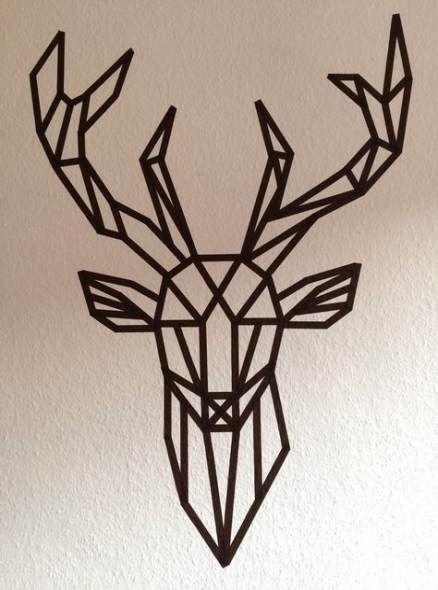 Super Bedroom Diy Wall Art Washi Tape 18 Ideas #maskingtapeart