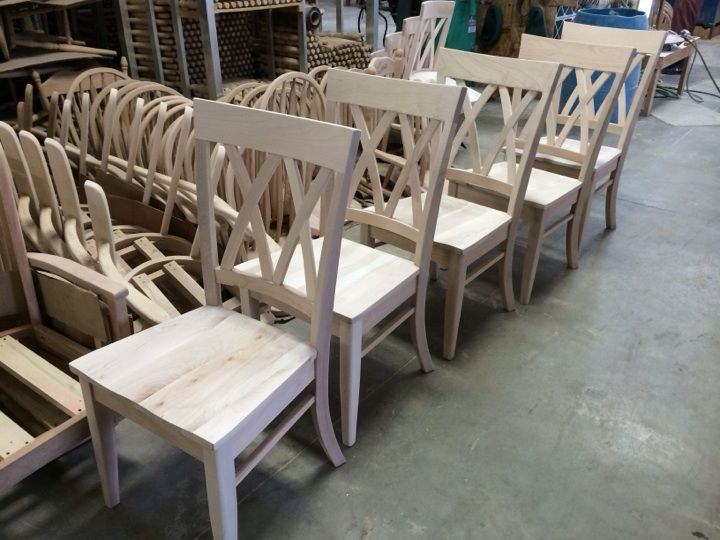 Hand Crafted, Solid Wood Chairs That Have Been Crafted In The USA! | Houston