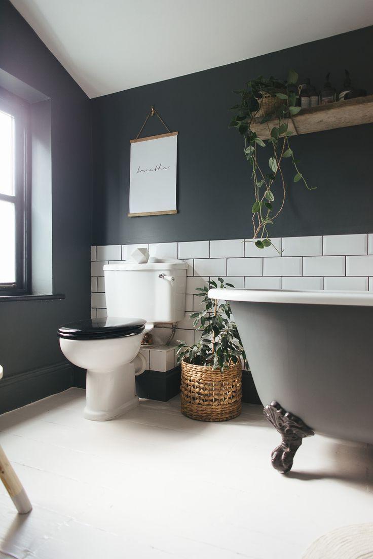 Choosing A Light Or Dark Bathroom Colour Scheme For A