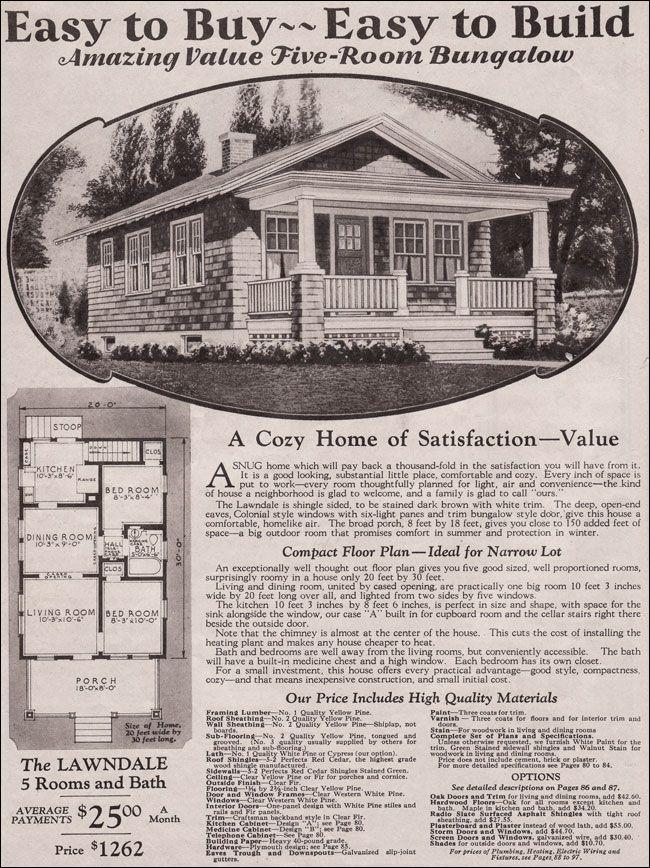 Montgomery Ward | Sears Modern Homes
