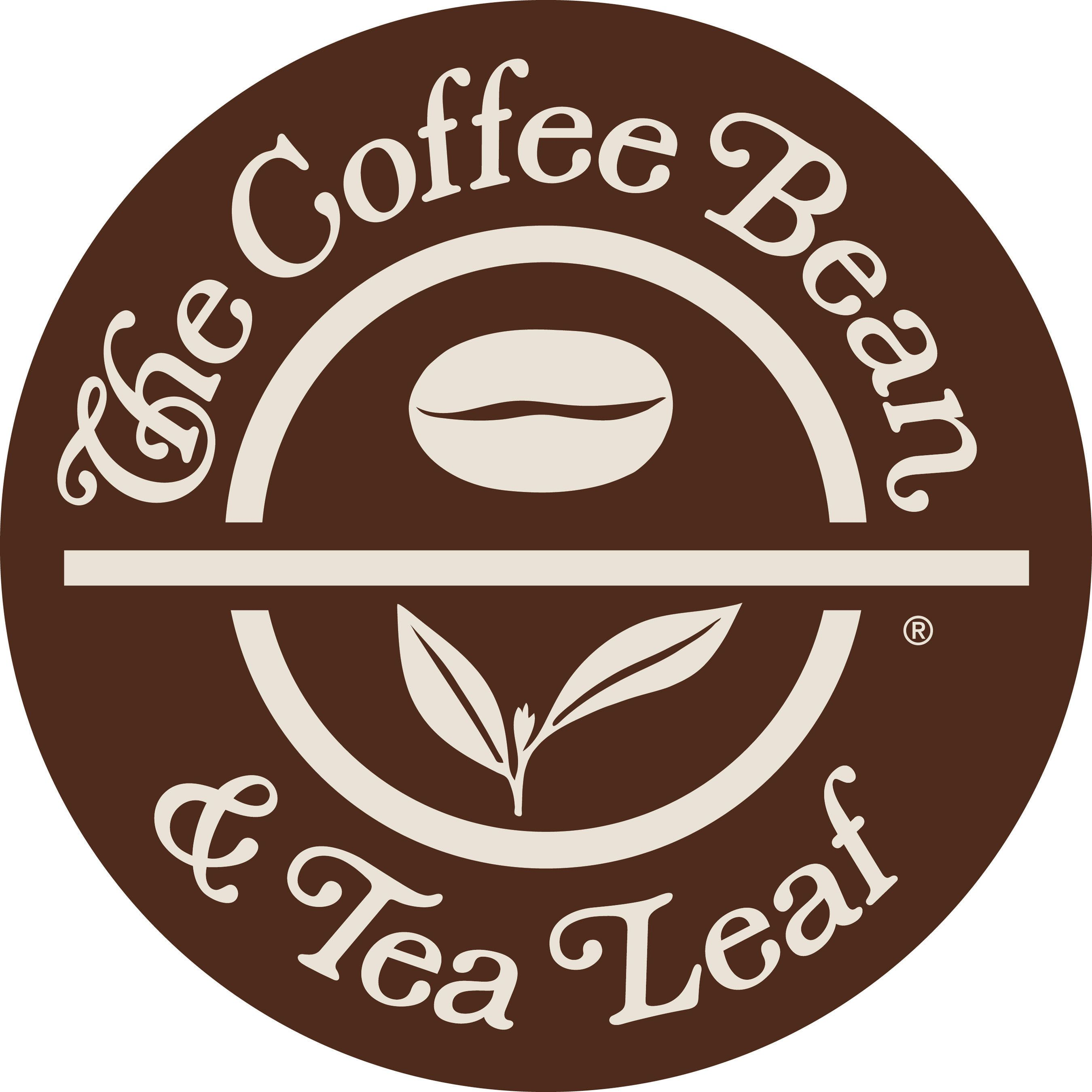The Coffee Bean And Tea Leaf Logo In 2020 Coffee Beans Tea Leaves Chocolate Covered Coffee Beans