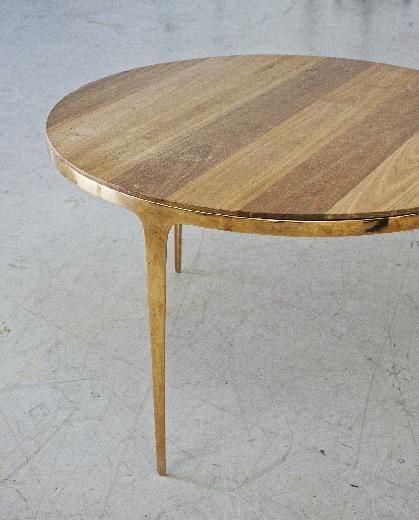 Bronze Coffee Table Australia: BRONZE Table By Daniel Barbera, Melbourne Australia