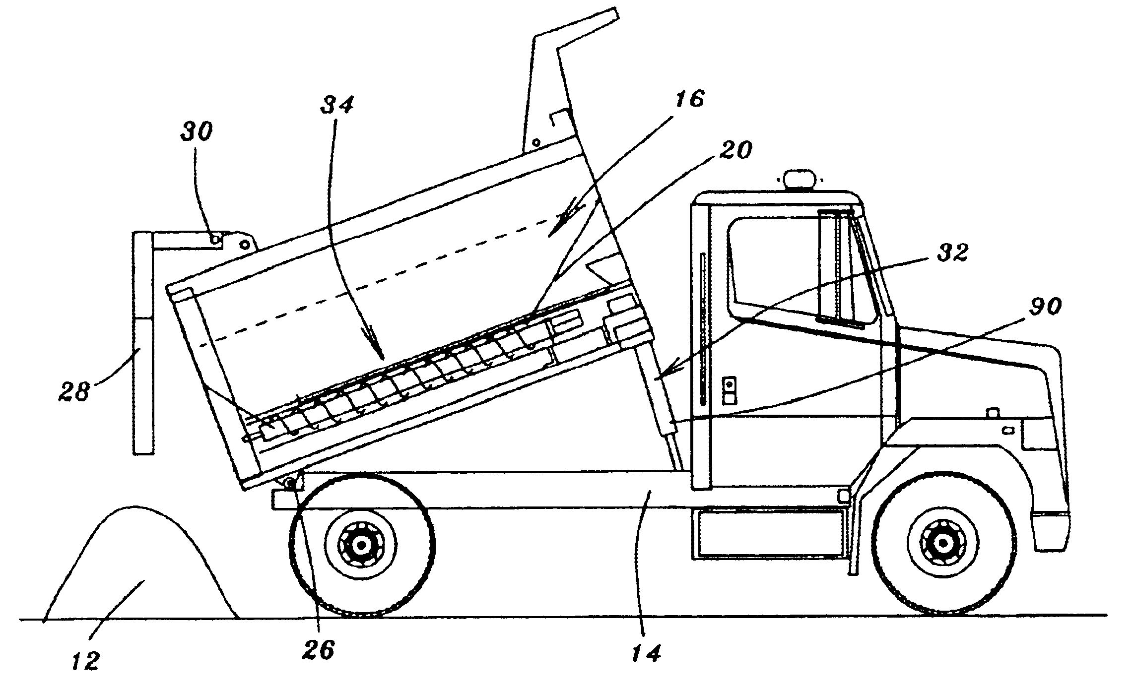 hight resolution of diagram of a dump truck contactez nous