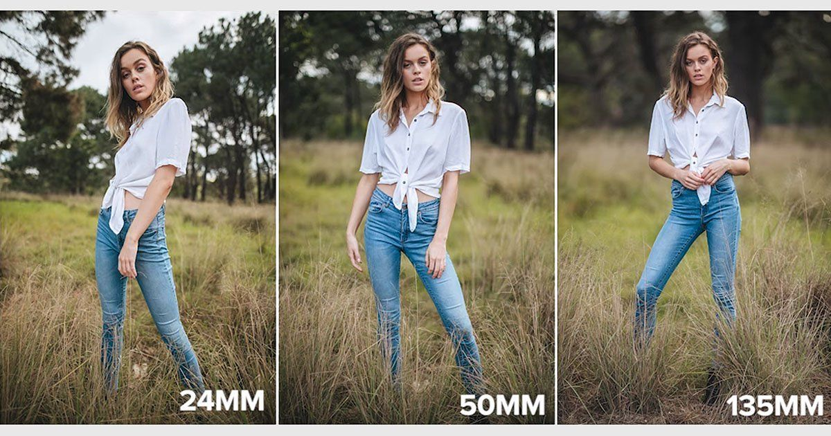 Photographer Julia Trotti Made This 7 Minute Video That Shows How Your Choice Of Focal Length Affects Senior Photography Poses 85mm Lens Photography Prime Lens