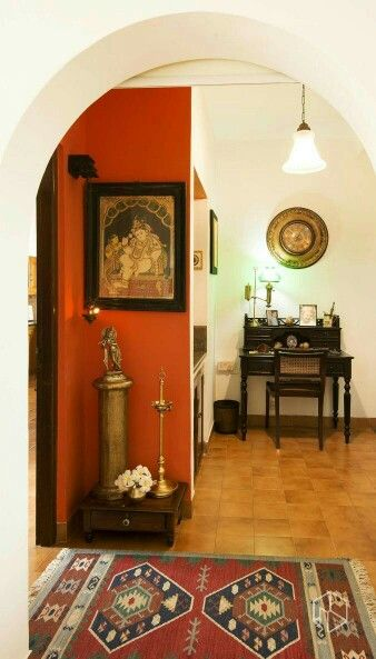 Traditional Indian Homes | Indian homes, Wooden swings and Indian