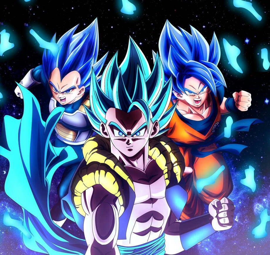 Dbz Wallpaper Goku And Vegeta Fusion