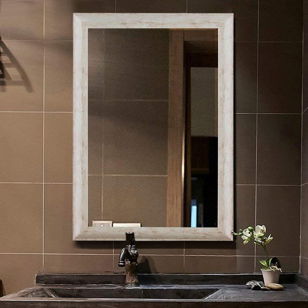 Amazon.com: NeuType Large Bathroom Mirrors Wall Mounted ...