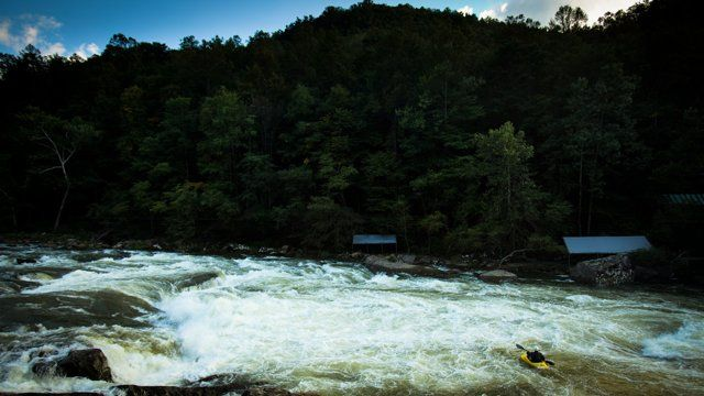 Gauley Season Is A Peculiar Time Of Year For Paddlers Add Fest Behind Almost Any River Name And You Can Count On There Being A Wee Paddler Rafting Kayaking