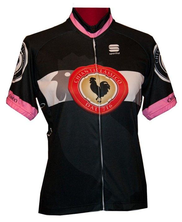 e0ad0b21e Women cycling jersey by Chianti Classico Women s short sleeved cycling  jersey