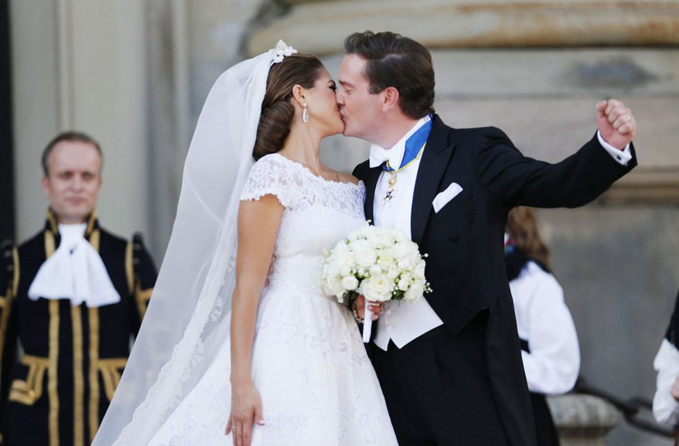 Princess Madeleine and Christopher O`Neill