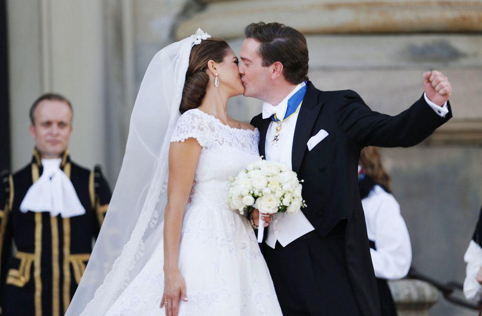Princess Madeleine and Christopher O`Neill