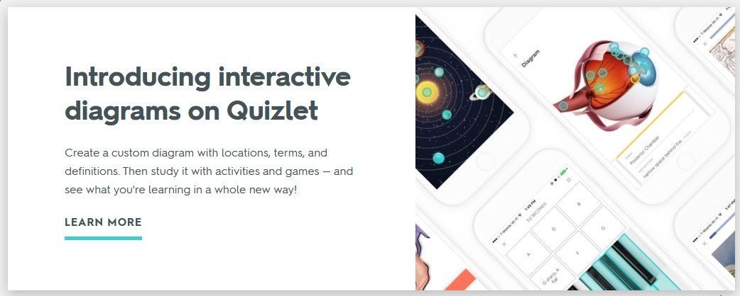 Quizlet Gets Even Better \u2013 You Can Now Create \u201cInteractive Diagrams - spreadsheet definition quizlet
