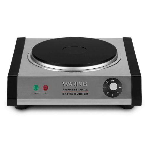 Waring Sb30 1300 Watt Portable Single Burner Best Countertop