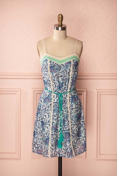 Benoîte ♥ L inspiration des plus beaux jours de l été habite cette robe 66fbabb63d2