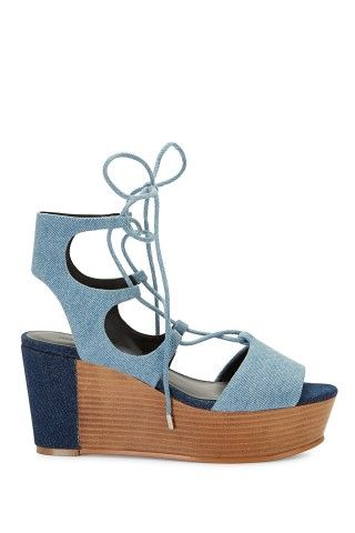 335fab111590 Rebecca Minkoff rises to the occasion once again with its Cady Platform  Sandal.