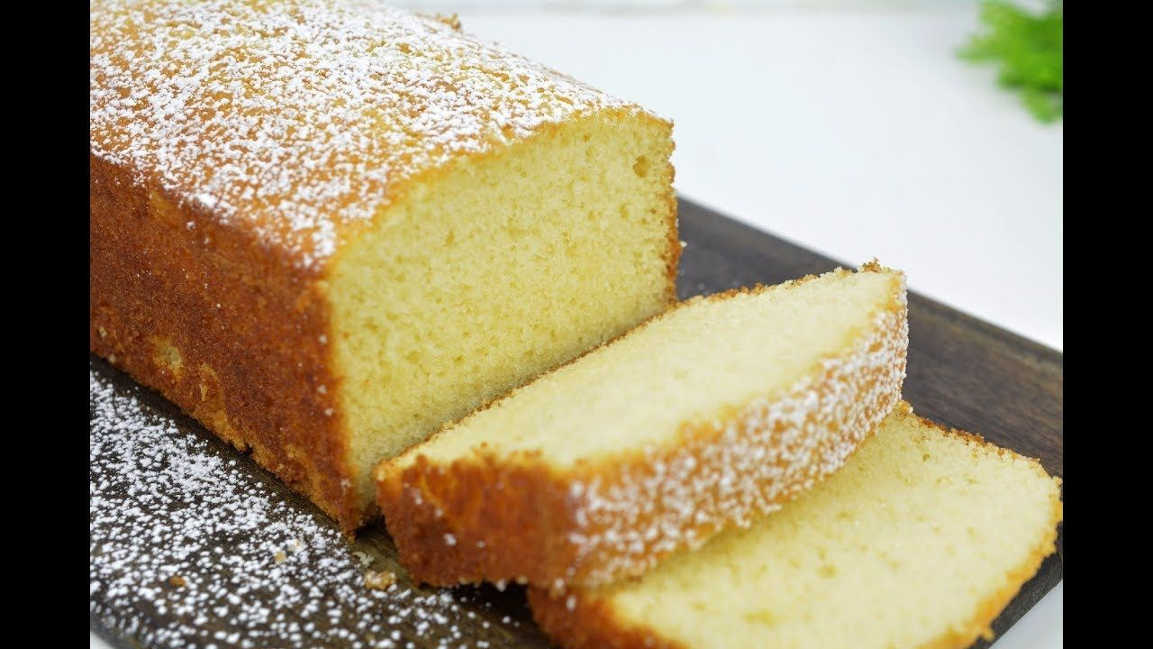 Easiest Vanilla Cake Recipe - Hot Milk Cake with & without ...