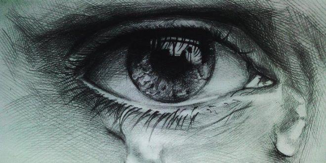 صور عيون حزينة 2021 رمزيات دموع عيون حزينة ميكساتك Painting Drawing Drawings Painting