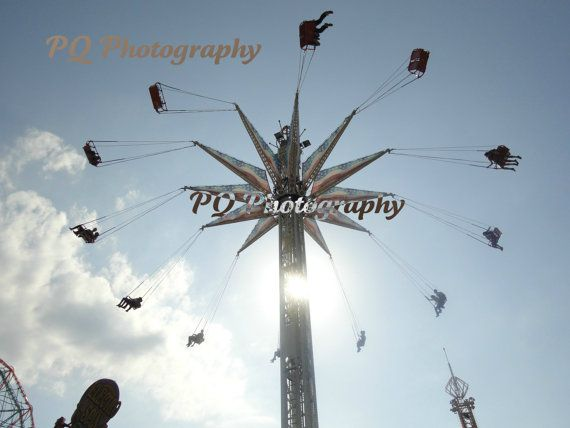 Swings (Unedited) in Coney Island, NY. $15