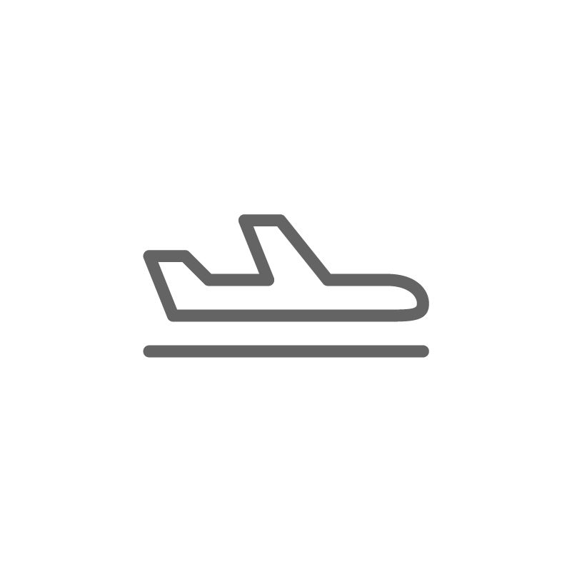 Aircraft Airplane Plane Aviation Icon Download On Iconfinder Plane Icon Airplane Icon Logo Design Coffee