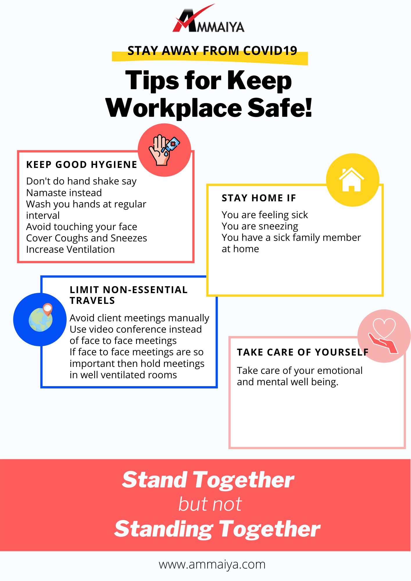 Tips To Keep Workplace Safe in 2020 App development