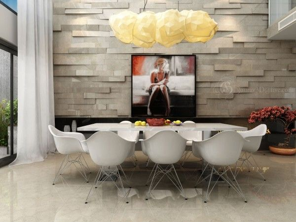 20 dining rooms visualized deco
