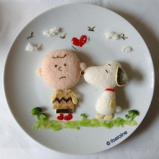 Charlie Brown & Snoopy by Elaine Wai☺ (@itselaine_wai)