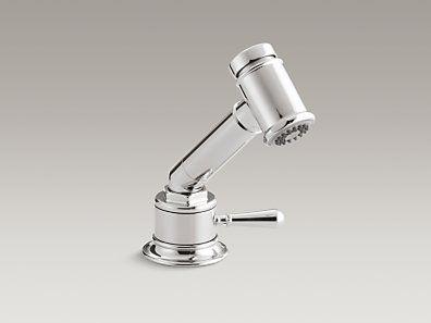 K 7344 4 Hirise Independent Sidespray Kitchen Fittings Kitchen Faucet Kohler