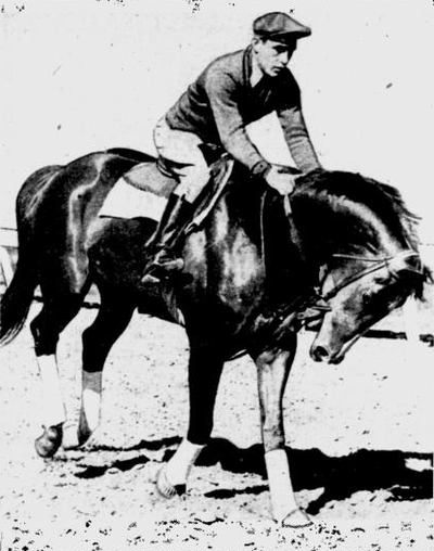 Count Fleet, 1943 Triple Crown champion☆ He was also a tremendous sire, his descendants including Kentucky Derby winners, Count Turf and Lucky Debonair, Belmont Stakes winners, Counterpoint, and One Count, and also include Mr. Prospector, Mill Reef and five-time Horse of the Year, Kelso.