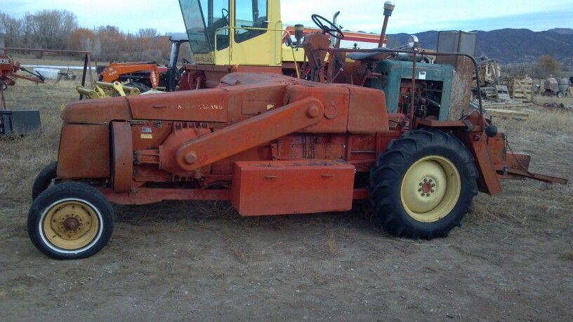 Pin On Odd Tractors And Trucks