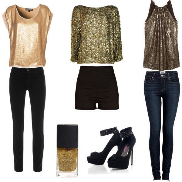 brave saturday night club outfit