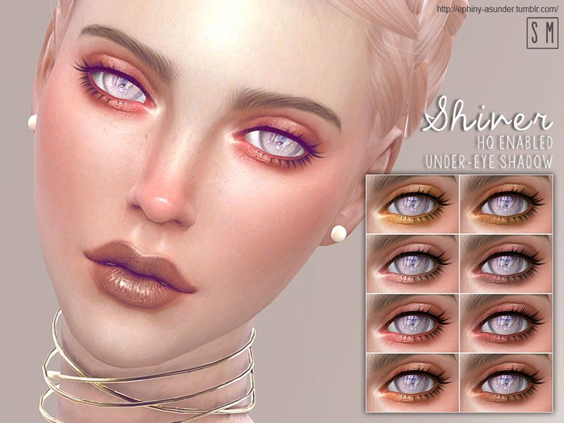 Sims 4 Double Fold Eyelid - aboutfasr