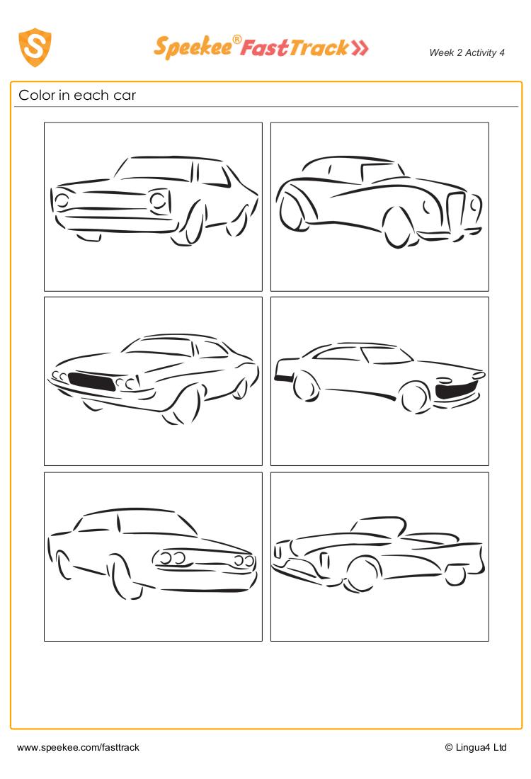 Coloring Worksheet Color Worksheets Spanish Printables Spanish Colors [ 1100 x 750 Pixel ]