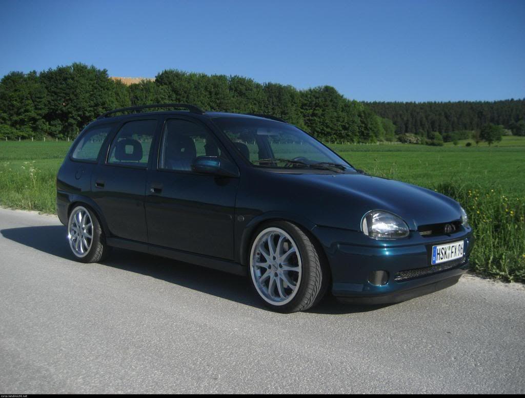 Vauxhall vauxhall vxr8 estate : SouthwestEngines Modified Vauxhall Corsa Sxi 2002 | Modified ...