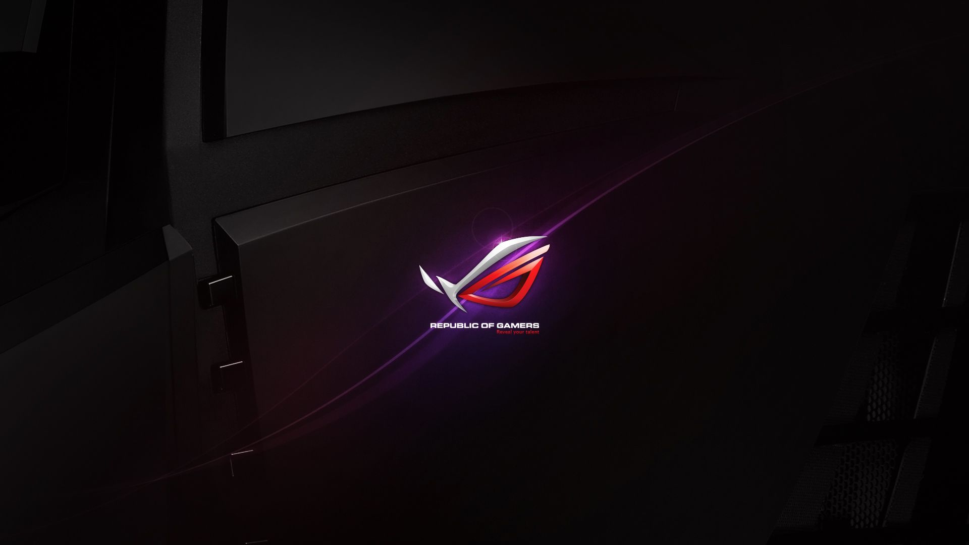Asus Rog Free Wallpapers Mine Pinterest Wallpaper Widescreen