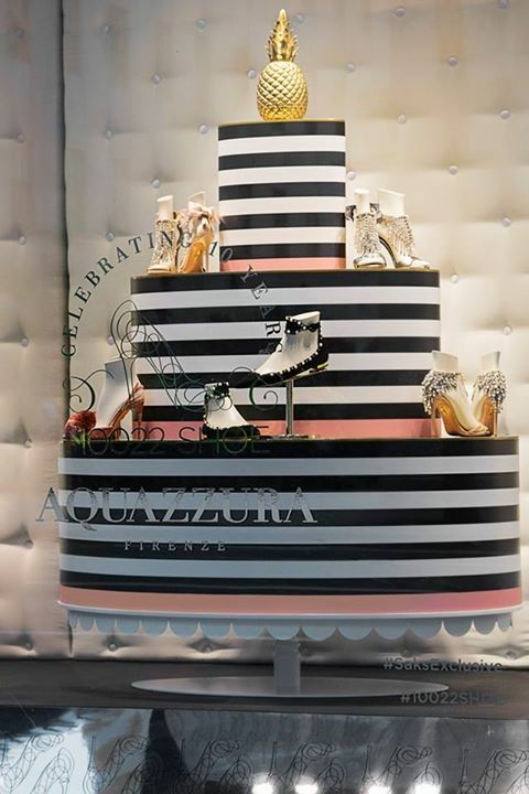 7b8d7e40597 Saks Fifth Avenue celebrates 10th anniversary of 1022-SHOE Salon ...