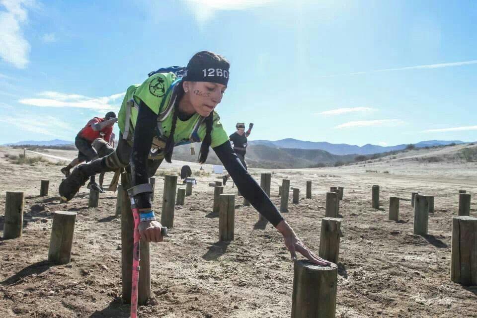 Spartan Cali. No excuses, find a way! 1/2014