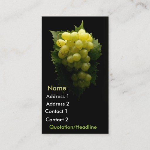 Fresh Produce Business Card Zazzle Com Fresh Produce Business Cards Cards