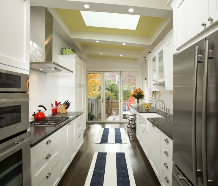 Galley Kitchen Designs Pictures Ideas Tips From Hgtv: Washington DC Row House Design, Renovation And Remodeling