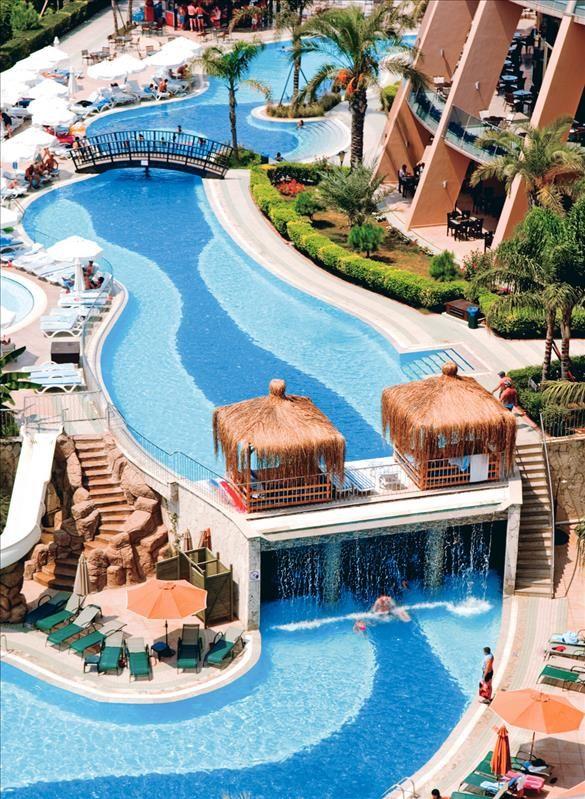 Long Beach Resort Alanya Neckermann
