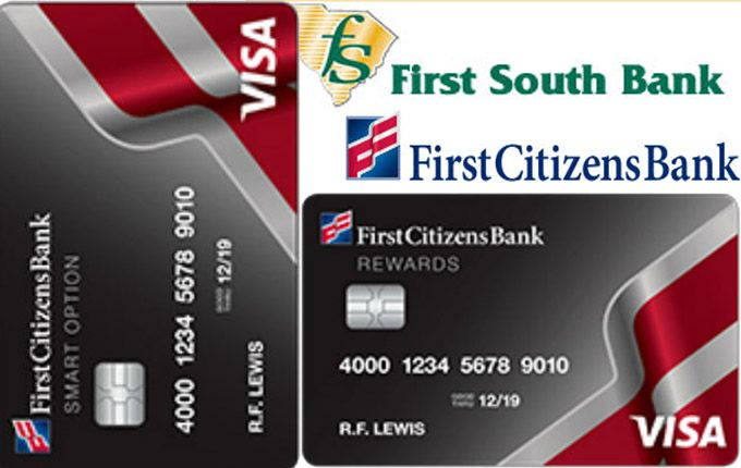First South Bank Debit Cards & Credit Cards After Sale