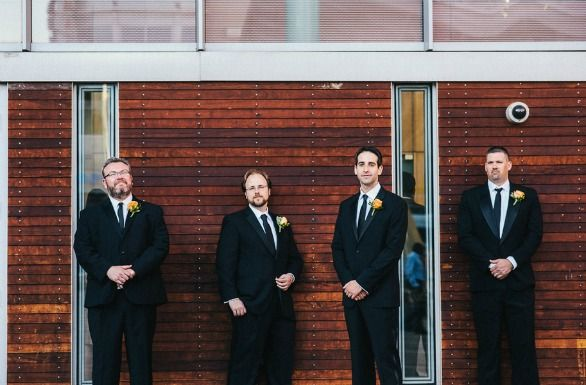 Real Modern Jewish Wedding from Kristen Chalmers Photography | The Modern Jewish Wedding